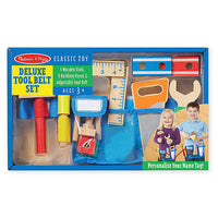 Melissa & Doug Deluxe Toolbelt Set