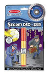Melissa & Doug On-the-Go Secret Decoder