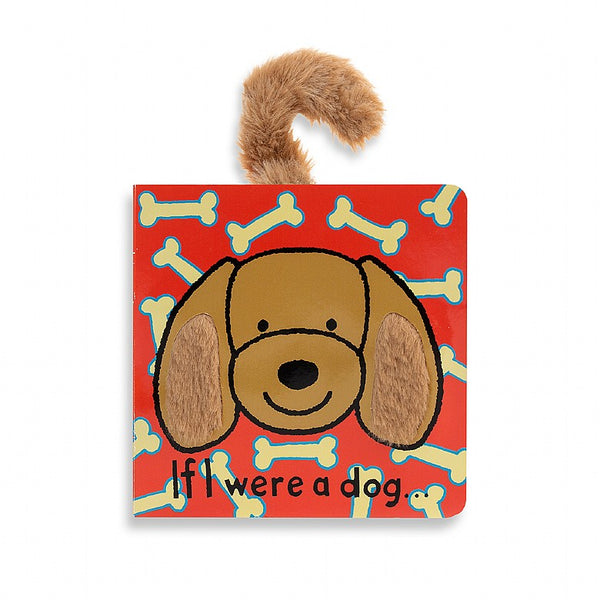 *NEW* Jellycat 'If I Were A Dog' Book