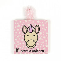 *NEW* Jellycat 'If I Were A Unicorn' Book