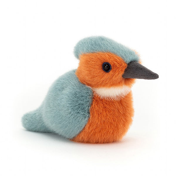 *NEW* Jellycat Birdling Kingfisher