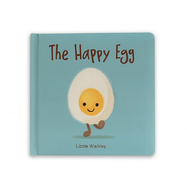 *NEW* Jellycat The Happy Egg Book