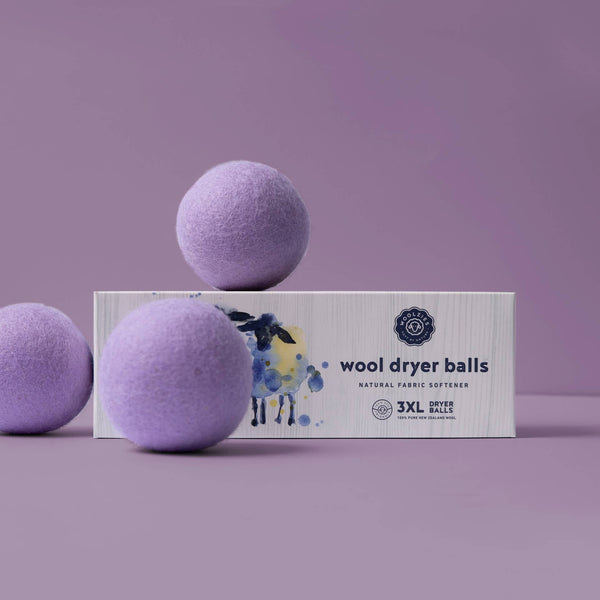 *NEW* Woolzies Dryer Balls - Set of 3