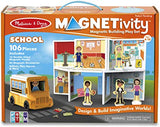 Melissa & Doug Magnetivity School
