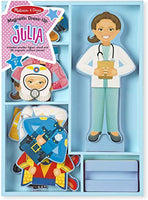 Melissa & Doug Magnetic Pretend Play Dressup