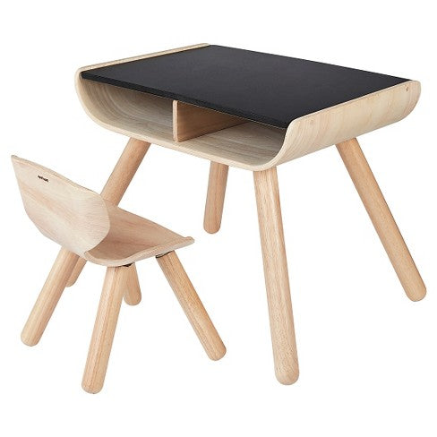 Plan Toys Table & Chair
