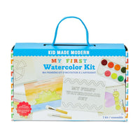 *NEW* Kid Made Modern My First Watercolor Kit
