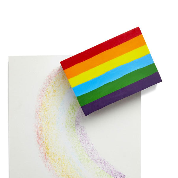 *NEW* Kid Made Modern Rainbow Block Crayon