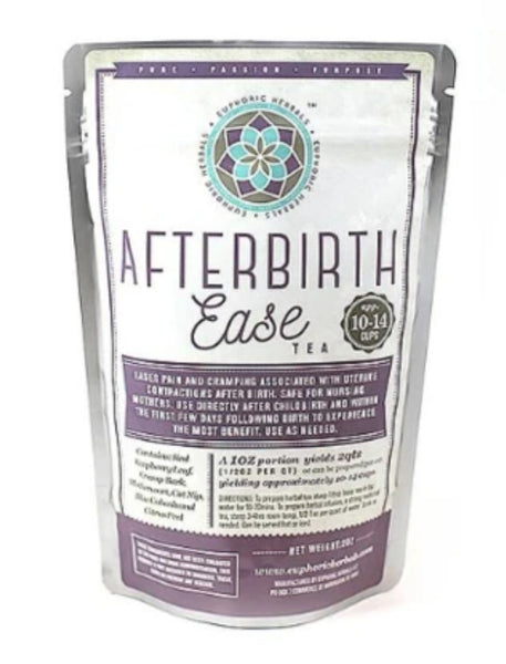 Euphoric Herbals Afterbirth Ease Tea
