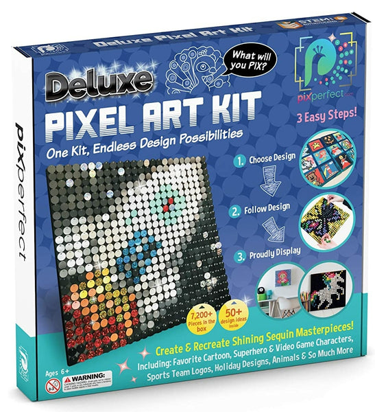 *NEW* Pix Perfect Deluxe Pixel Art Kit