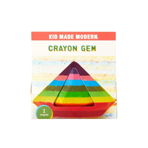 *NEW* Kid Made Modern Crayon Gem