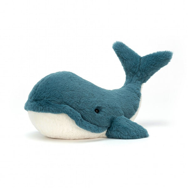 Jellycat Wally Whale