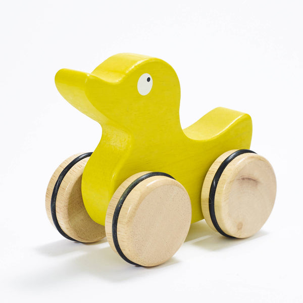 *NEW* BeginAgain PushAround Duck