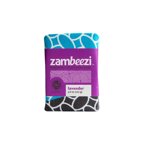 *NEW* Zambeezi Lavender Bar Soap