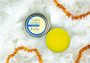 LüSa Organics Cheek & Chin Balm