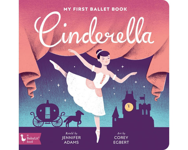 BabyLit Books - My First Ballet Books
