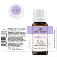 Plant Therapy Quiet Cough KidSafe Essential Oil Blend