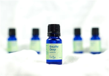 LüSa Organics Breathe Deep Oil Blend