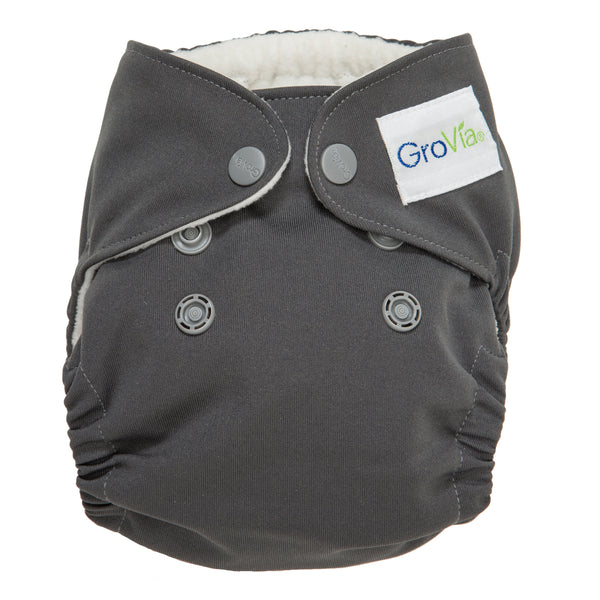 GroVia Newborn All in One Diaper