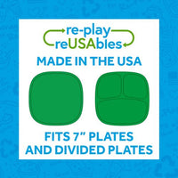 *NEW* Re-Play 7-inch Silicone Plate Lid