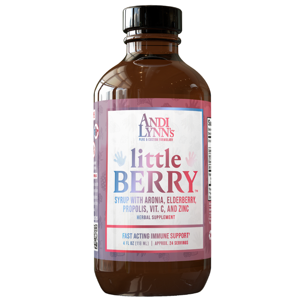 *NEW* Andi Lynn's LittleBerry Syrup Kid's Immune Formula, 4 oz