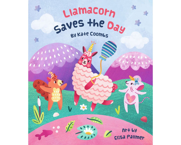 Llamacorn Saves The Day