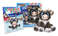 Reindeer in Here - Book and Plush Set