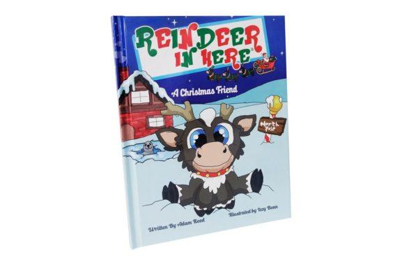 Reindeer in Here - Book Only