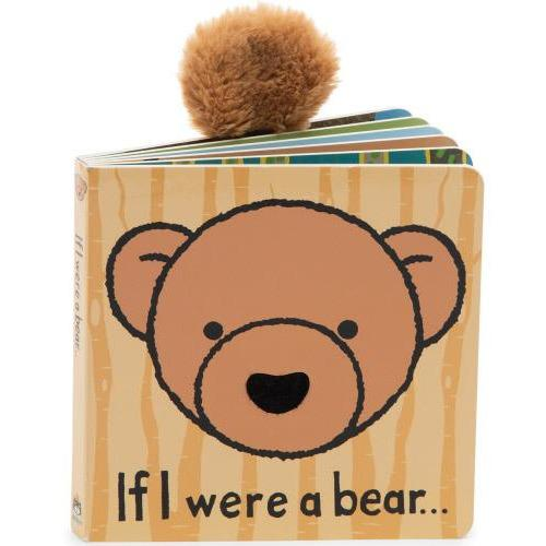 *NEW* Jellycat 'If I Were A Bear' Book