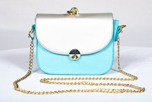 Load image into Gallery viewer, VIATU Vintage Small Chain Crossbody Handbag