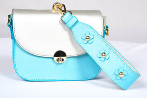 VIATU Vintage Small Chain Crossbody Handbag