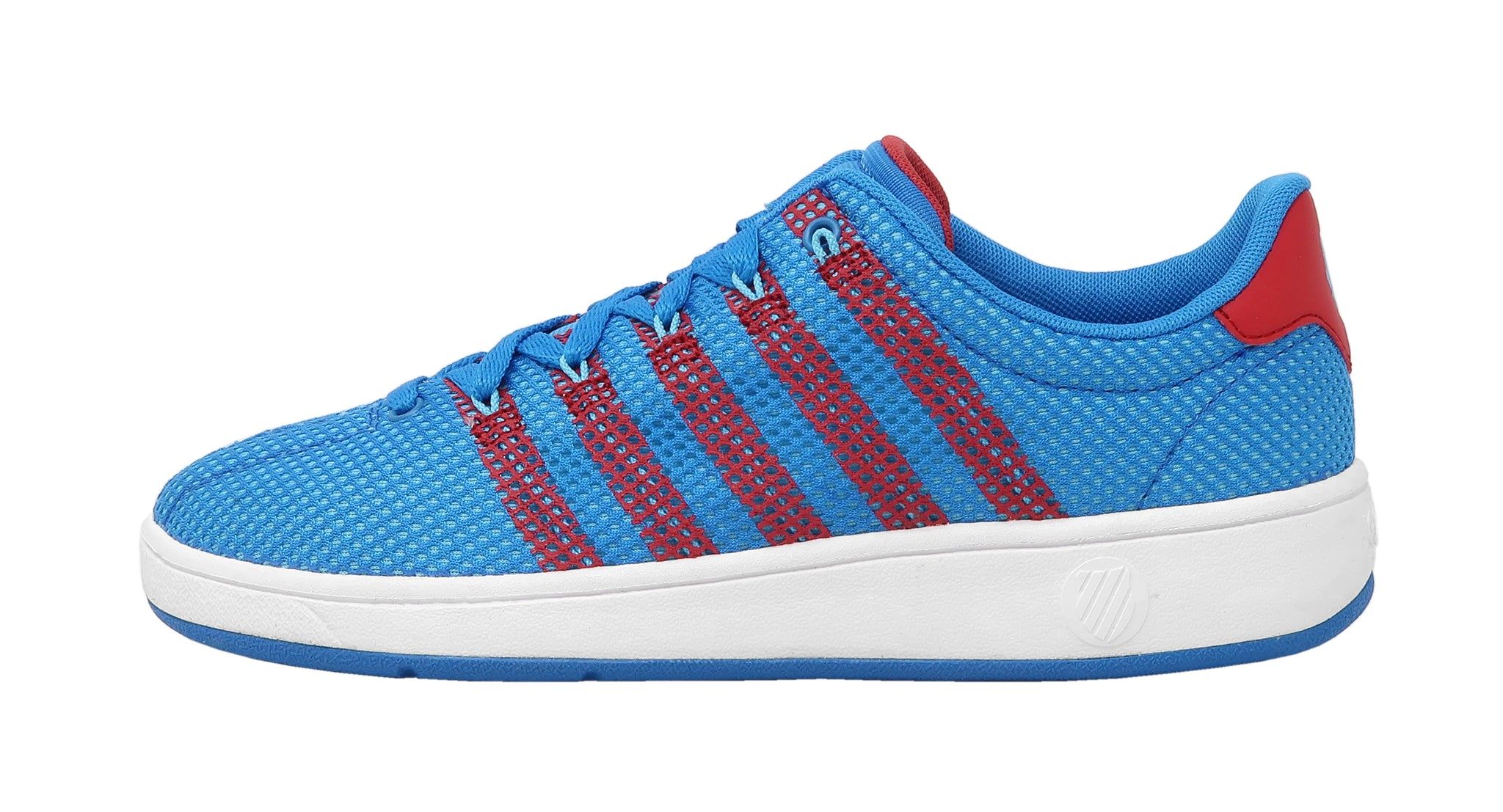 K-Swiss Classic Blue/Red Men Shoes