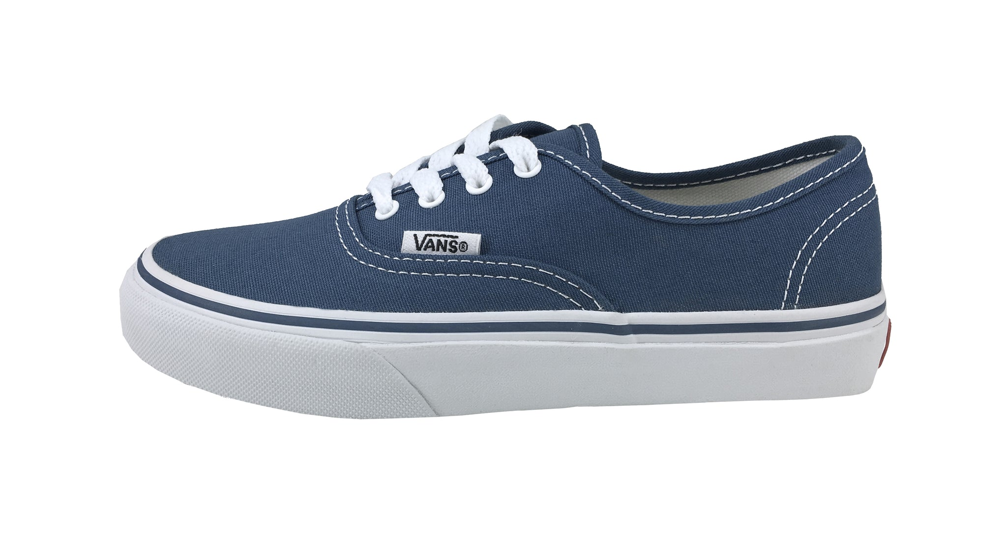 Vans Authentic Navy Kids Shoes