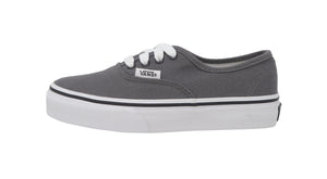 Vans Authentic Pewter Kids Shoes