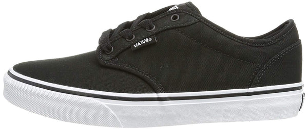 Vans Atwood Black/White Kids Shoes