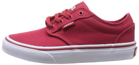Vans Atwood Red/White Big Kids Shoes