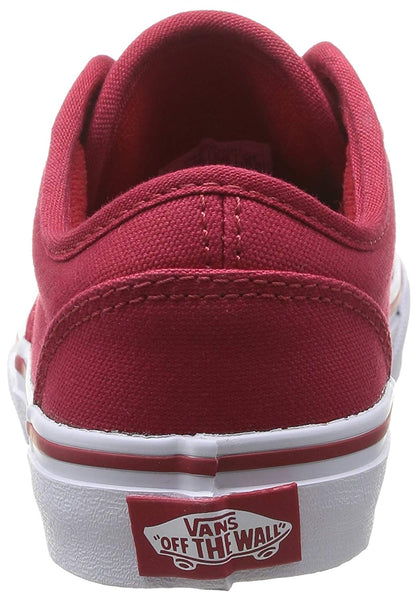 Vans Atwood Red/White Youth Shoes