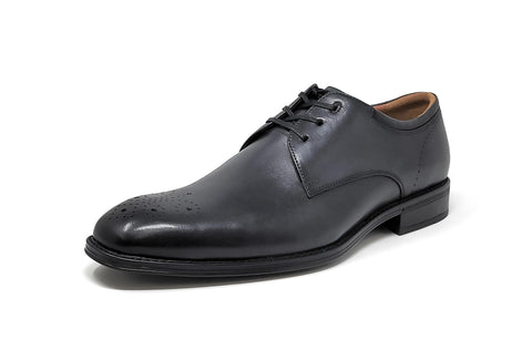 Florsheim Amelio Perforated Toe Oxford Gray Men's Shoes