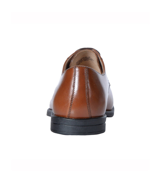 Florsheim Reveal Cap Toe Oxford Cognac Little Kids/Big Kids Shoes