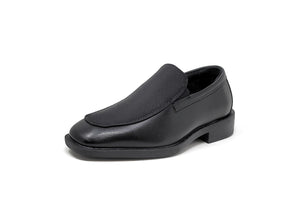 Florsheim Postino Mesh Venetian Black Little Kids/Big Kids Slip-On Shoes