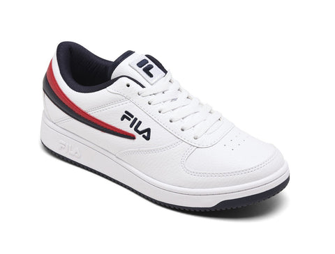 Fila A-Low White/Navy/Red Men's Shoes