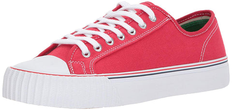 Pf-Flyers Center Lo Red/White Men's Shoes