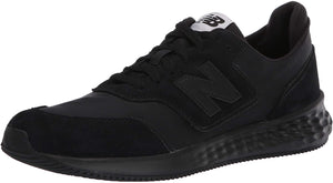 New Balance X-70 Black/Black Lifestyle Men Shoes