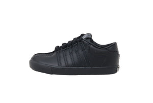 K-Swiss Classic Black/Black Infant Shoes