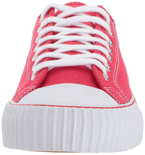 Pf-Flyers Red/White Center Lo Unisex Shoes