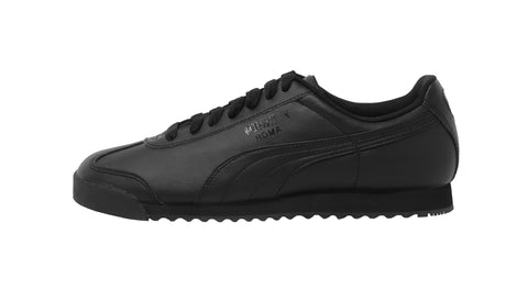 Puma Roma Basic Black/Black Men Shoes