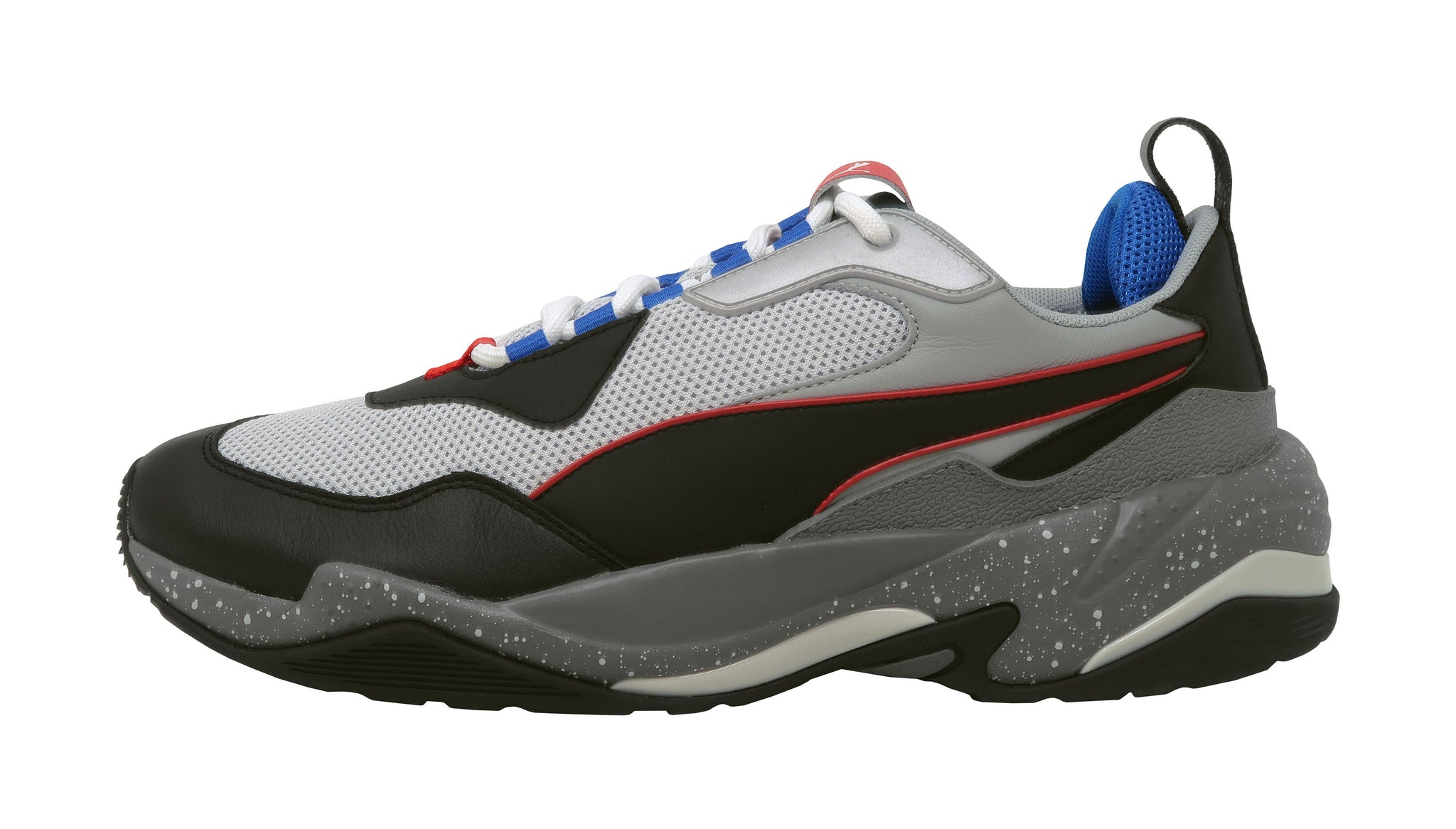 Puma Thunder Electric Grey Violet/Quiet Shade Men Shoes