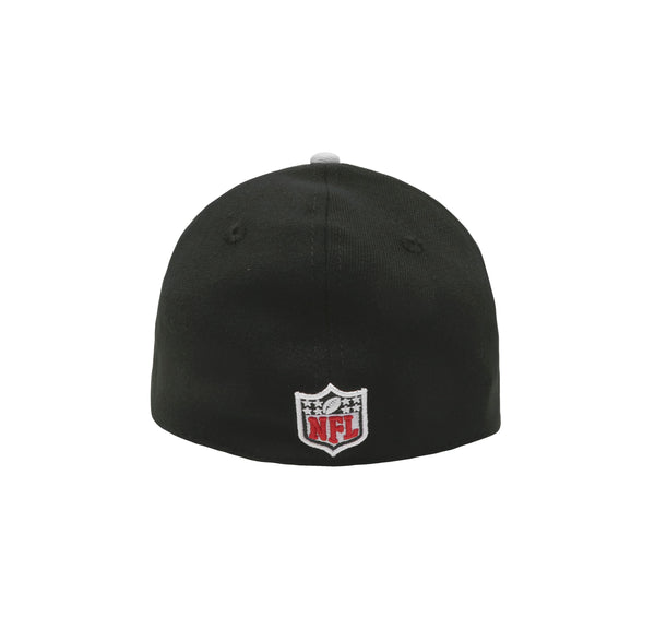 New Era 39Thirty Oakland Raiders Thanksgiving Black/Grey Men Cap