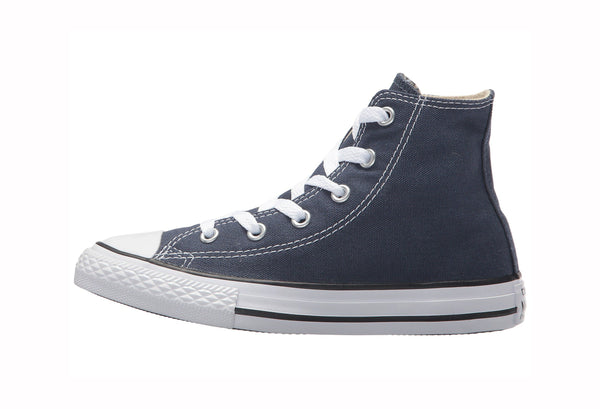 Converse All Star Hi Top Navy Kids Shoes