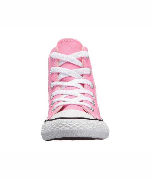 Converse All Star Hi Top Pink Kids Shoes